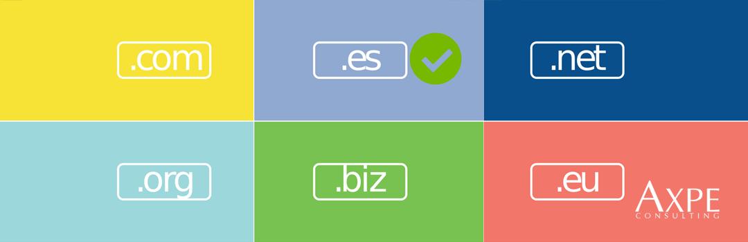 AXPE Consulting proporcionará los servicios de operaciones a los dominios .es
