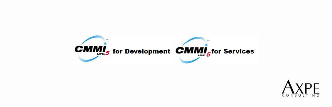 AXPE Consulting renueva el nivel 5 de madurez en CMMI